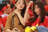ĐT Việt Nam thắng trận, hot girl Ngọc Nữ lại 'phát tín hiệu' đến Văn Đức