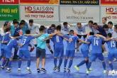 Thái Sơn Nam hoà nghẹt thở Sanatech Khánh Hoà để lên ngôi vô địch
