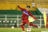 U20 Việt Nam luyện bài tủ đấu đàn em Messi