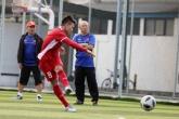 Hàng công U23 Việt Nam 'mài kiếm' sẵn sàng 'xé lưới' Pakistan