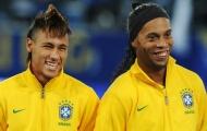 Quá khứ và Hiện tại: Ronaldinho với Neymar, ai là số 10 xuất sắc nhất?