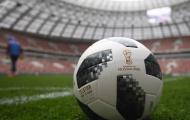 SỐC: Truyền hình Ukraina phát sóng World Cup để trả nợ