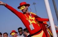 Những bộ trang phục sáng tạo nhất của các CĐV tại World Cup 2018