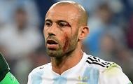 Mascherano: Sự sụp đổ của một tượng đài bóng đá Argentina