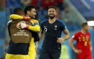 3 lí do dẫn đến trận thắng 1-0 của Pháp trước Bỉ