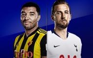 22h00 ngày 02/09, Watford vs Tottenham: Chiến thắng thứ 4 liên tiếp dành cho Spurs?