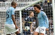 5 điểm nhấn Man City 3-0 Fulham: 'Máy chạy' Sane phá tan ảo tưởng của Jovanovic