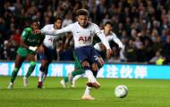 Alli rực sáng, Tottenham đả bại Watford ở vòng 3 League Cup