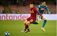 Chấm điểm Liverpool trận Napoli: Nhạt nhòa hàng công