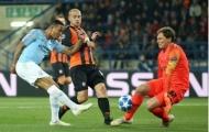 4 điểm nhấn Shakhtar Donetsk 0-3 Man City: Jesus xứng đáng dự bị, B.Silva xuất sắc hơn De Bruyne?