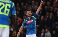 Chấm điểm Napoli trận PSG: Sự lợi hại của 'chó hoang' Mertens