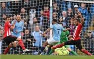 5 điểm nhấn Man City 6-1 Southampton: Sterling 'lên đồng', cần lắm Van Dijk ở The Saints