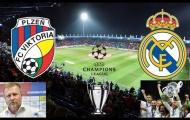 03h00 ngày 08/11, Plzen vs Real Madrid: 'Mồi ngon' cho Nhà vua?