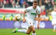 5 anh hùng vô danh xuất sắc nhất Bundesliga hiện nay: Siêu tiền đạo Augsburg