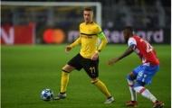 1001 đường chuyền đưa Dortmund vào vòng 16 đội Champions League