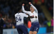 Song tấu rực sáng giúp Tottenham vượt qua Chelsea trên bảng xếp hạng