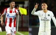 03h00 ngày 12/12, Sao Đỏ Belgrade vs PSG: Đi tiếp hay ra về tay trắng?