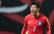Son Heung-Min và 4 ngôi sao tấn công lợi hại nhất ở Asian Cup 2019
