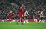 TRỰC TIẾP Liverpool 4-0 Newcastle United: The Kop độc chiếm ngôi đầu (KT)