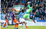 Chấm điểm Man City trận Huddersfield: Sự trở lại từ 'của nợ' Real Madrid