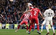 Ramos đóng giả Ronaldo, Real lội ngược dòng kịch tính trước 'tí hon' Girona