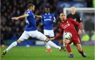 TRỰC TIẾP Everton 0-0 Liverpool: Chia điểm đáng tiếc (KT)