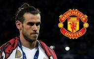 Liệu Man Utd có chiêu mộ Gareth Bale?