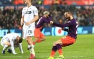 Aguero lên tiếng, Man City ngược dòng siêu kịch tính trước Swansea