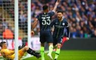 De Bruyne kiến tạo tuyệt đỉnh, Man City chạm một tay vào danh hiệu FA Cup