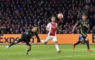 Ronaldo đánh đầu cự phách, Juventus hòa hú vía với Ajax