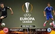 Nhận định Eintracht Frankfurt vs Chelsea: Một trận đấu hòa giữa đôi bên?