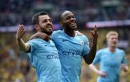 TRỰC TIẾP Man City 6-0 Watford: Cú đúp cho Sterling (KT)