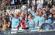 Pep cùng các học trò cân bằng kỉ lục 116 năm tại FA Cup!