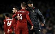 Henderson trở thành thủ lĩnh Liverpool như thế nào?