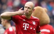CHÍNH THỨC: Arjen Robben tuyên bố giải nghệ