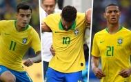 Coutinho hay Richarlison? Brazil sẽ trình làng đội hình nào tại Copa America 2019?