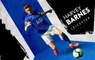 Harvey Barnes: Ngôi sao mới nổi của Leicester City có gì đặc biệt?