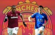 Man United nên chọn Diop hay Maguire?