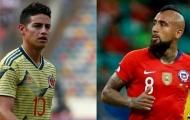 Nhận định Colombia vs Chile: 2 bàn cách biệt và chiến thắng cho Los Cafeteros?