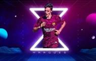 Alejandro Marques: Tiền đạo khét tiếng trong tương lai của Barcelona?