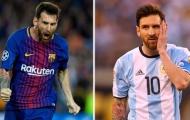 Argentina - Messi: Bài toán 'kết hợp' bị lỗi