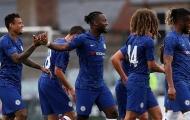 'Người thừa' ghi bàn, Lampard đánh rơi chiến thắng cùng Chelsea