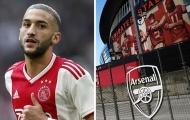 Không mua Hakim Ziyech là sai lầm của Arsenal?