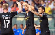 Man City đánh bại 'nhược tiểu' Kitchee với tỷ số của một set tennis