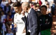 Asensio chấn thương và 'bài toán' kiên nhẫn với Zidane