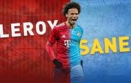 Leroy Sane sẽ ở lại Man City hay gia nhập Bayern Munich?