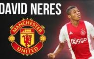 David Neres, 'báu vật' sẽ giúp Man United mạnh càng thêm mạnh