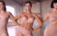 Bạn gái bốc lửa Ronaldo khoe dáng chuẩn trong chiến dịch quảng cáo