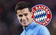 Bayern Munich và 3 sơ đồ phù hợp nhất với tân binh Coutinho