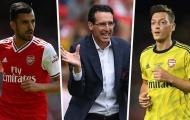 Bỏ qua Ozil, Emery sẽ lấy Ceballos làm hạt nhân tuyến giữa Arsenal